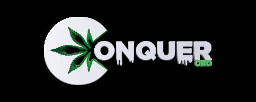 Conquer CBD Logo